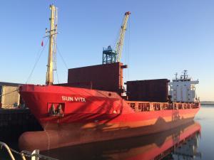 Photo of SUN VITA ship