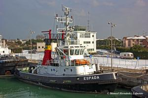 Photo of ESPADA ship