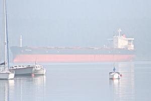 Photo of BORYEONG ship