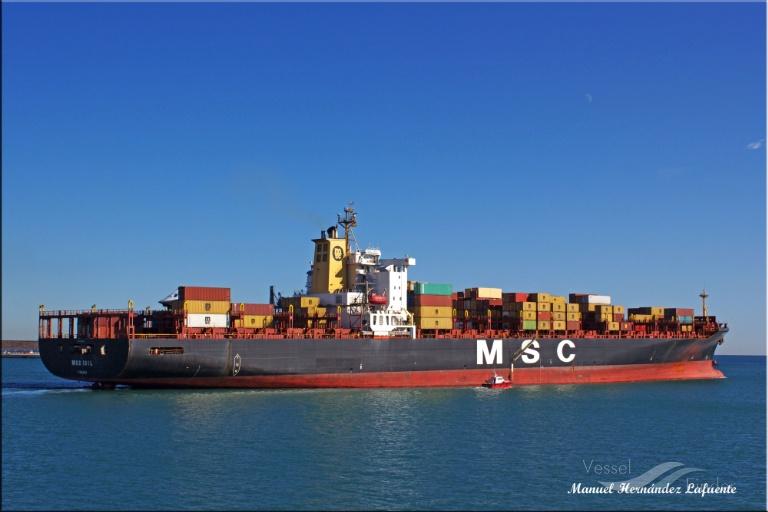 MSC SHAULA photo