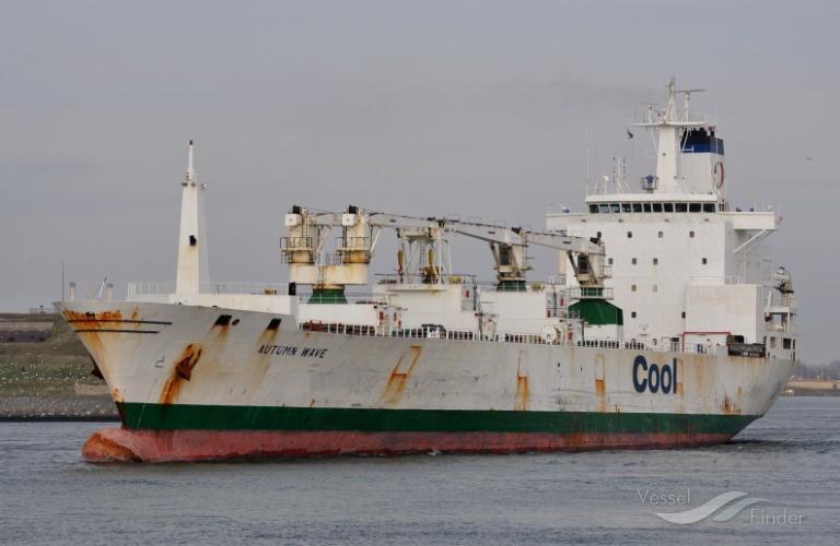 Φωτογραφία του πλοίου AUTUMN WAVE