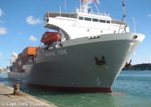 Photo of TROPIC TIDE ship