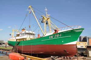 Photo of UK284 CORNELISZEEMAN ship