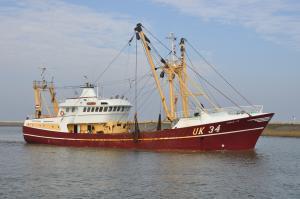 Photo of UK34 KOBUS JR ship
