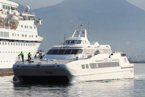 Photo of PONZA JET ship