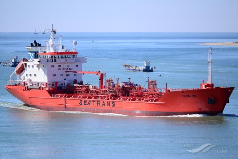 TRANS OCEAN (MMSI: 667001827) ; Place: Sanlucar de Barrameda, Cadiz, Andalucia, España.
