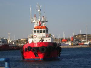Photo of HERMES ship