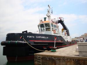Photo of PUNTA CAMPANELLA ship