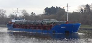 Photo of FORSETI ship