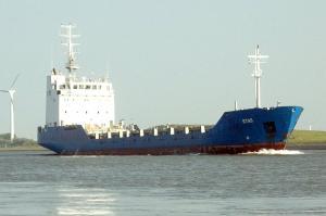 Photo of STAS ship