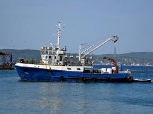 Photo of MAUROS ship