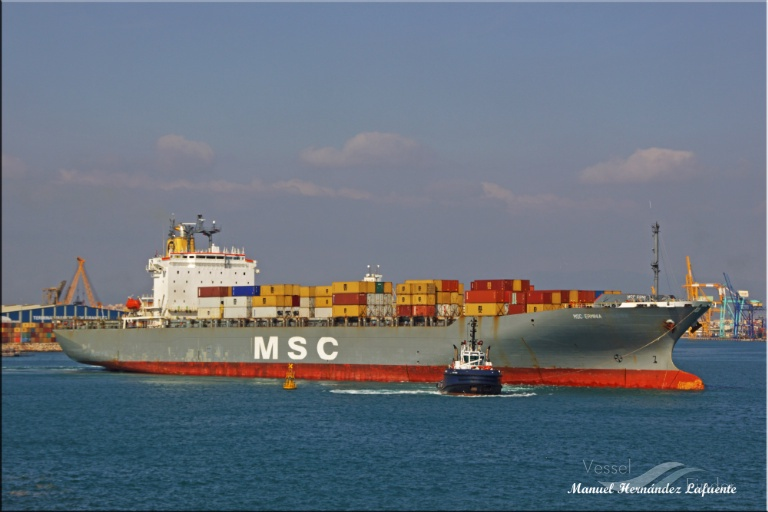 MSC ERMINIA photo