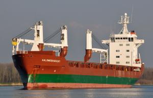 Photo of GRIGORIY SHELIKHOV ship