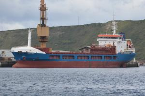 Photo of OSTRA ship