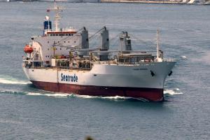 Photo of TASMAN MERMAID ship