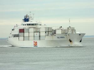Photo of DOLE AMERICA ship