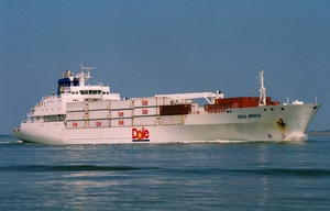 Photo of DOLE AFRICA ship