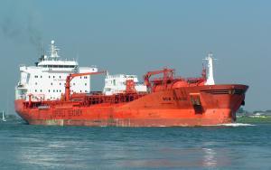 Photo of BOW FAGUS ship