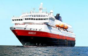 Photo of MS Nordlys ship