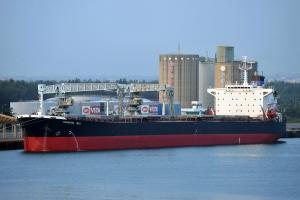 Photo of JU YUAN ship