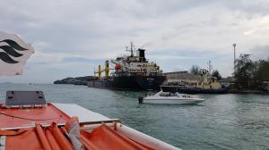 Photo of MV BEHDAD ship