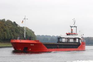 Photo of GERD ship