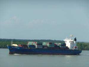 Photo of GSS YANGON ship