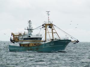 Photo of FV SL42 ship
