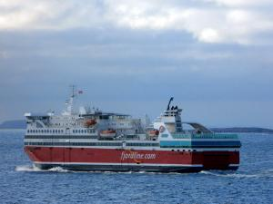 Photo of OSLOFJORD ship