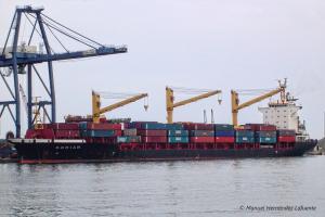 Photo of DORIAN ship
