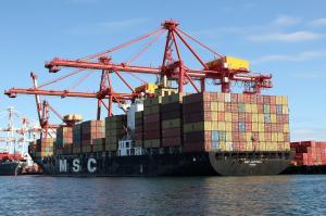 Photo of MSC MARTINA ship