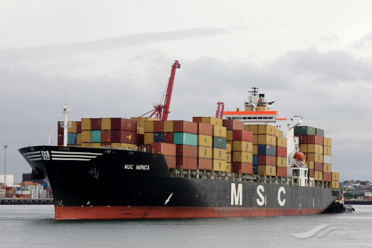 MSC MONICA photo
