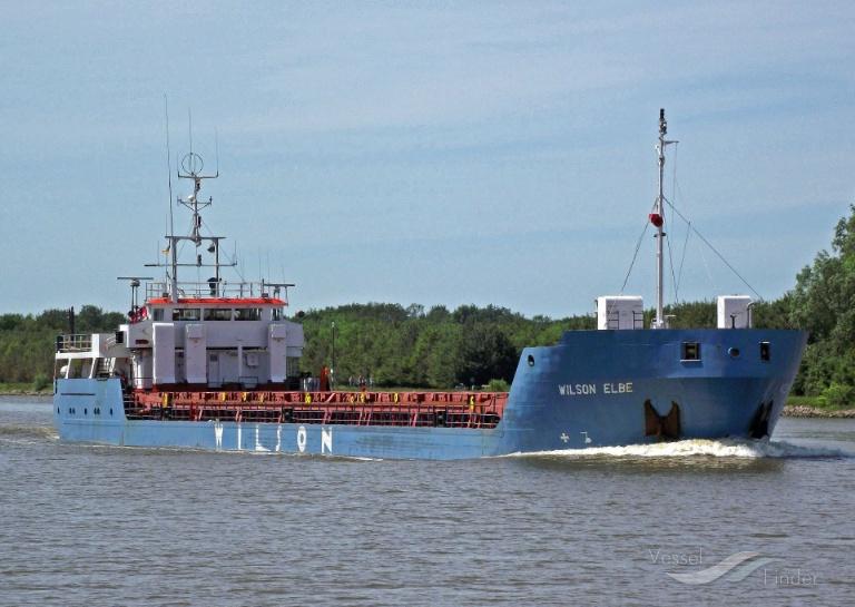 WILSON ELBE (MMSI: 314423000) ; Place: Kiel_Canal/ Germany
