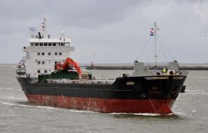 Photo of AASLI ship