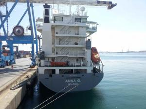 Photo of ANNA G ship