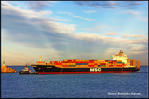 Photo of MSC KERRY ship