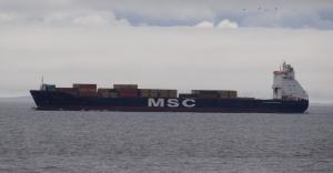 Photo of MSC LARA ship