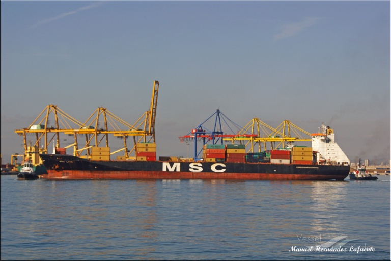 MSC LARA photo