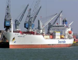 Photo of MEXICAN BAY ship