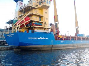 Photo of MORETA CARGO-5 ship