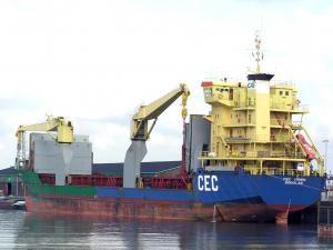 Photo of MORETA CARGO-3 ship