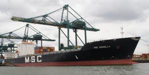 Photo of MSC ROSSELLA ship
