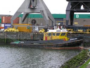 Photo of DANCING WATER ship