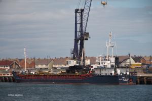 Photo of CMS SEMA ship