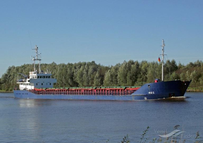 CMS SEMA (MMSI: 423425100) ; Place: Kiel_Canal/ Germany