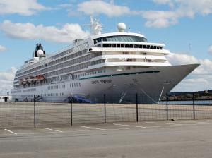vessel photo CRYSTAL SYMPHONY