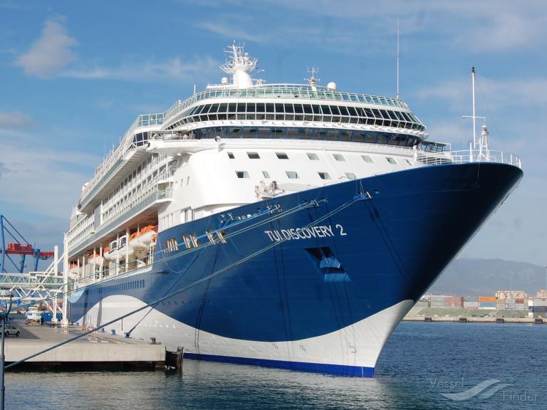 Marella Discovery 2 Photo Passenger Cruise Ship Taken