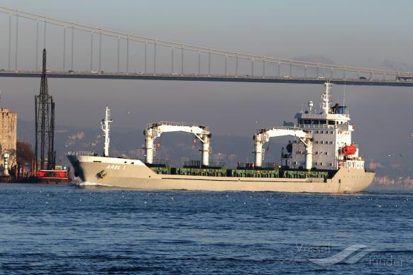 new product ca687 94dcd AREL 1, General Cargo Ship - Details and current position ...
