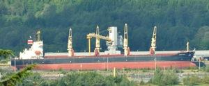 Photo of M/V PORTMANN ship
