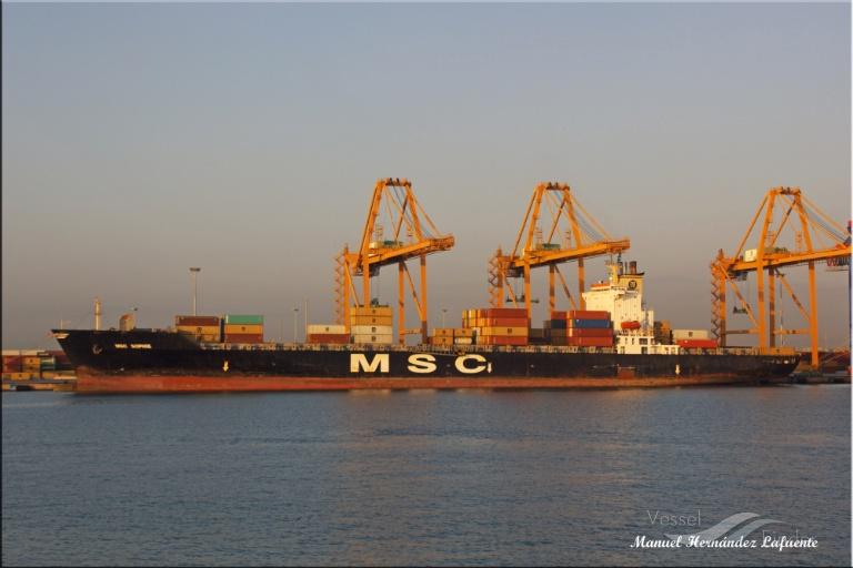 MSC SOPHIE photo